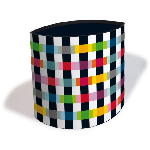 Wasty Papierkorb 'Colour Caro'