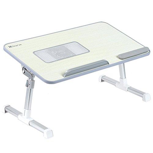 Totalmente ajustable Mesa portátil Panel MDF | Ordenador portátil Notebook soporte con...
