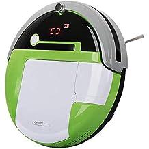 Ydq Robot Aspirador,Robot Aspirador Y Fregasuelo con Marcador Magnético De Límite, Tanque De