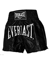 Everlast - Short Boxe Thai Noir