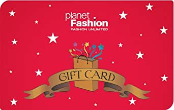 Planet Fashion Gift Card - Rs.500