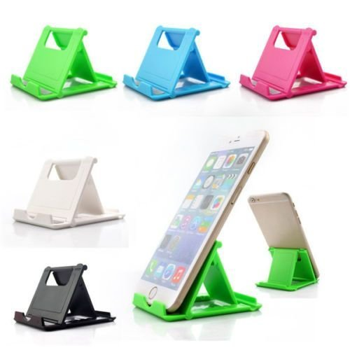EFFE Phone Stander Hoder Adjustable Desk Stand Holder for iPhone X/8/8S/7/, Tablets,Compatible with iPhone, iPad, Samsung Galaxy and Most Smartphones