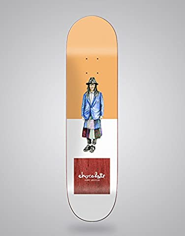 Monopatín skate skateboard CHOCOLATE ANDERSON EVERYDAY PEOPLE 8,125
