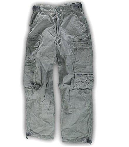 Jet était du décalage horaire pantalon cargo 007 gaz pantalon gris Gris - Gris