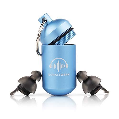 SCHALLWERK ® Sleep+ - Gehörschutz Ohrstöpsel Zum
