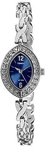 Timex Empera Analog Blue Dial Women's Watch - TW000X704