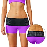 Paskyee Sacroiliac Hip Belt for Women and Men That Alleviate Sciatic, Pelvic, Lower Back and Leg Pain, Stabilize SI Joint, Anti-Slip and Pilling-Resistant
