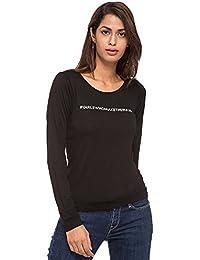 Rheson Women's Regular Fit T-Shirt