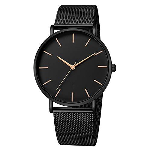 Macxy - Masculino Herrenuhren Top-Marke Luxus ultradünne Armbanduhr-Mann-Uhr Herren-Uhr-Taktgeber erkek kol saati reloj Hombre [I] -