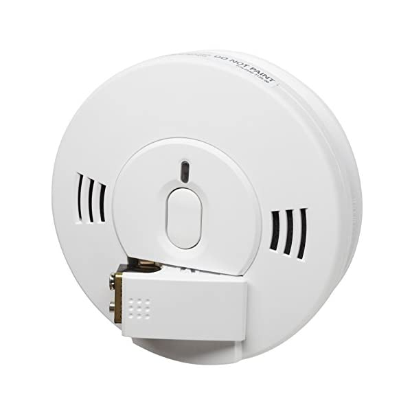 Kidde 10SCO Combination Smoke and Carbon Monoxide Alarm with Voice Notification 3