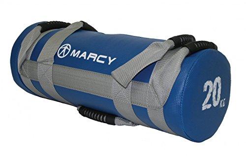 Marcy Powerbag Sandbag Sandsack Gewichte Sack Training Fitness 20 Kg blau