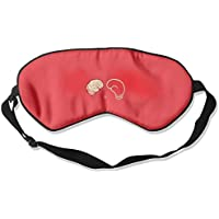 Eye Mask Eyeshade Boxing Gloves Brain Sleeping Mask Blindfold Eyepatch Adjustable Head Strap preisvergleich bei billige-tabletten.eu