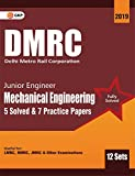 DMRC 2019: Junior Engineer Mechanical Engineering Previous Years' Solved Papers (12 Sets)