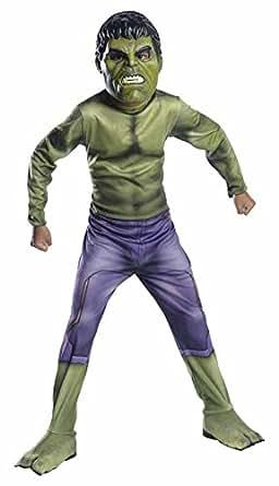 Marvel I 610428S Costume for Children–Hulk Avengers Classic 2–Size S