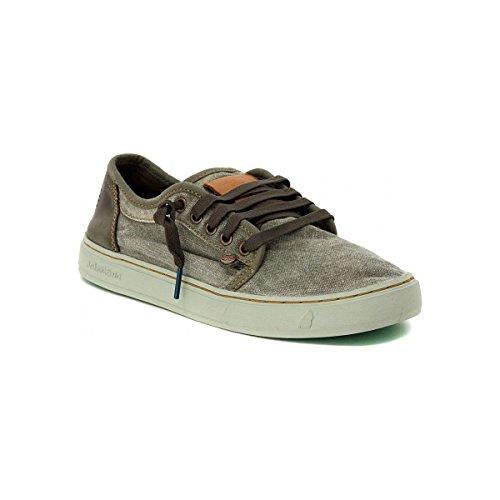 SATORISAN P16 HEISEI scarpa in tela Grigio chiaro