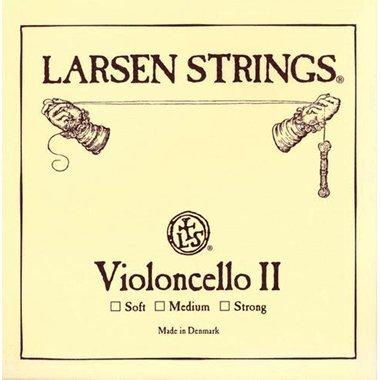 Larsen Larsen Saite für Cello Medium