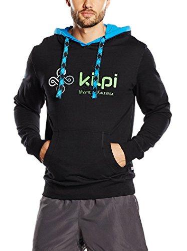 Preisvergleich Produktbild Kilpi Sweatshirt Brody schwarz 2XL