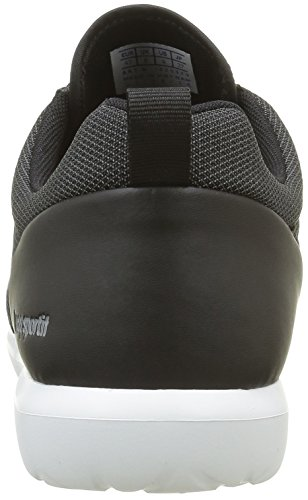 Le Coq Sportif Unisex-erwachsene Dynacomf Poke Sneakers Schwarz (nero / Antracite / Antracite)