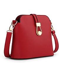New Shell Bag Women Messenger Bags Small Shoulder Bag Women Leather Handbags Crossbody Clutch Bag Bolsa Feminina... - B07GS85JBQ