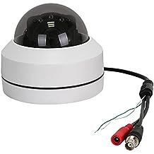 leftek 2.5Mini Dome cámara PTZ 1080P 3x Zoom 2.8–8mm 20M IR distancia CCTV cámara de seguridad Outdoor IP66Weatherproof HD cámara PTZ analógica, AHD/TVI/CVI/CVBS 4Mode señal sélectionnez CE QUE vous Voulez en una cámara