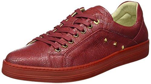 Pantofola d'Oro Herren Biasco Cocodrillo Uomo Low Top Rot (5mk)