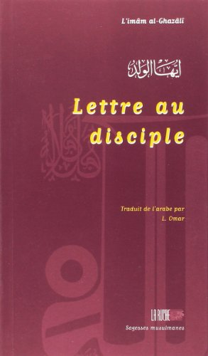 Lettre au disciple