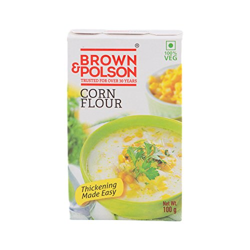 Brown & Polson, Corn Flour, 100g