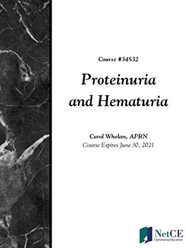 Proteinuria and Hematuria (English Edition)