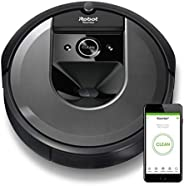 iRobot Roomba I7158 Wifi Connected Robot Vacuum With Power-Lifting Suction And Dual Multi-Surface Rubber Brush