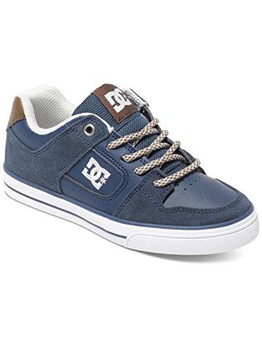 DC Shoes Pure Se, Chaussures Premiers pas garçon Bleu