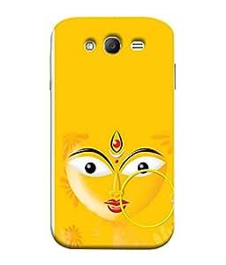PrintVisa Designer Back Case Cover for Samsung Galaxy Grand Neo Plus (shakti Ka avatar durga)