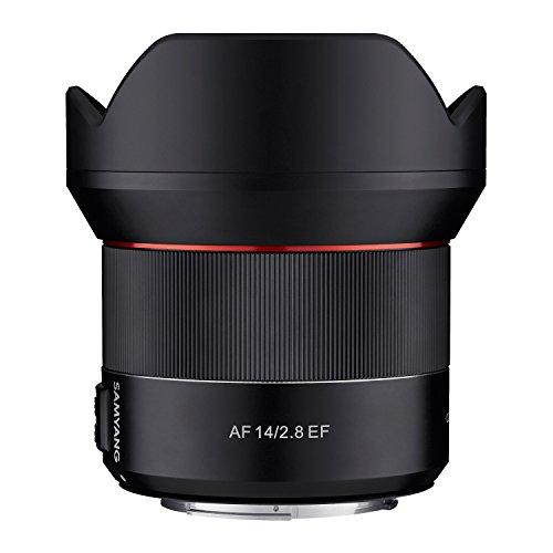 SAMYANG AF14MM F2.8 EF,Obiettivo con focale fissa con auto focus per...