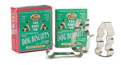 You Bake 'em Dog Biscuits (Mini Kits) (Mega Mini Kits) by Pamela Edge (2003-06-06)