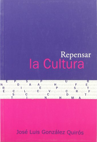 Repensar la cultura