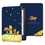 Ayotu Custodia in Pelle per Kindle 2019 - Case Cover con Sonno/Sveglia la Funzione Compatibile con Amazon Nuovo Kindle (10ª Generazione - Modello 2019),The Boy And Fox