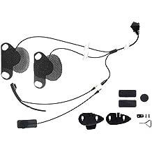 Cellularline micinterphosho Kit di audio per casco Shoei/Interfono MC/XT/F5S/F5
