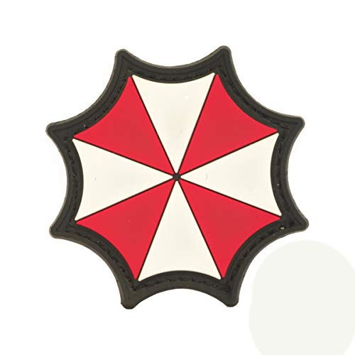 Cobra Tactical Solutions 3D PVC Patch Umbrella Corporation Logo - Resident  Evil mit Klettverschluss Airsoft