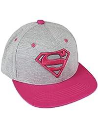 Gorra Visera Plana Superman