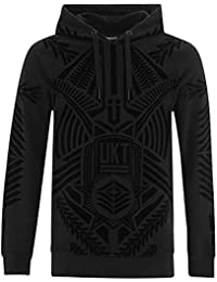 Sweat à capuche Unkut Ebony Noir