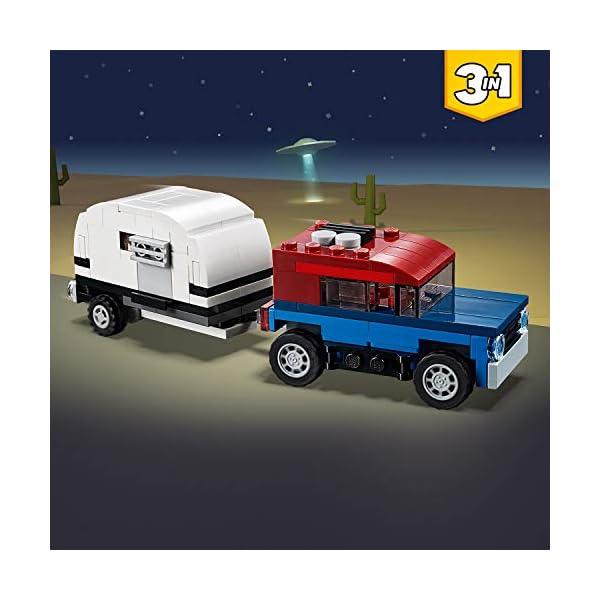 LEGO Creator - Trasportatore di shuttle, 31091 5 spesavip