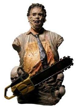 Texas Chainsaw Massacre - Leatherface Mini Bust