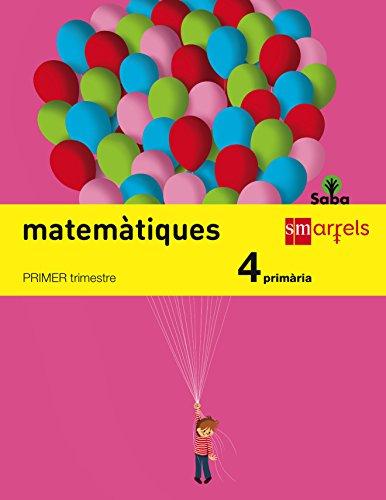 Matemàtiques. 4 Primària. Saba  - Pack de 3 libros - 9788467578997