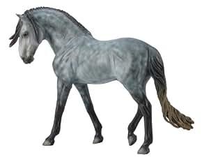 Collecta - 3388631 - Figurine - Animal - Chevaux - Etalon Andalou - Dark Dapple Grey