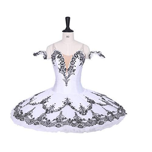 DILIKEXUE Erweiterte Benutzerdefinierte Ballett Rock Professionelle Tutu Rock 7 Schicht Harte Net Erwachsene Kinder Tanzleistung Kleidung Elastische - Benutzerdefinierte Kinder Tanz Kostüm