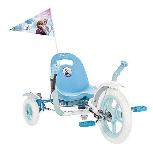 Mobo Cruiser Tot Disney Frozen: A Toddler's Ergonomic Three Wheeled Cruiser by Mobo Cruiser