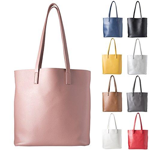 cecilia&bens Damen Shopper | Handtasche | rosé