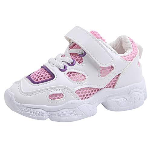 eitschuhe Säugling Kinder Baby Mädchen Jungen Solide Sport Laufschuhe Mode Kind Turnschuhe Unisex Kleinkind Schuhe Outdoor Sportschuhe Sneaker ()