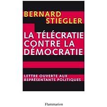 La Telecratie Contre LA Democratie