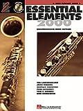 HAL LEONARD ESSENTIAL ELEMENTS für Band–B-Bass-Klarinette (Buch 2mit EEI-)
