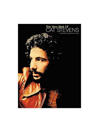 The Very Best Of Cat Stevens. Partitions pour Piano, Chant et Guitare(Boîtes d'Accord)